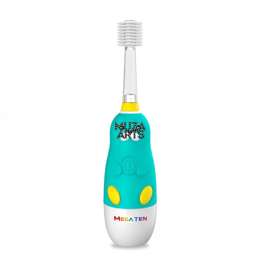 Детская электрическая зубная щетка Megaten Kids Sonic   Морж