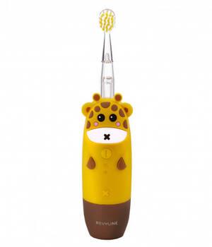 Звуковая зубная щётка Revyline RL 025 Baby, Yellow
